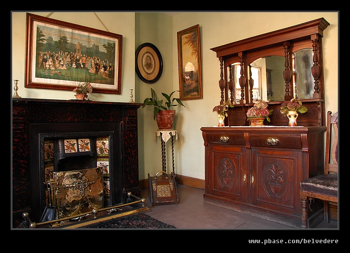 Chainmakers Parlour, Black Country Museum