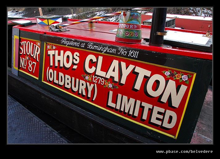 Claytons Barge #1, Black Country Museum