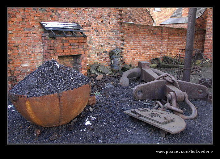 Isaiah Prestons Anchor Forge, Black Country Museum