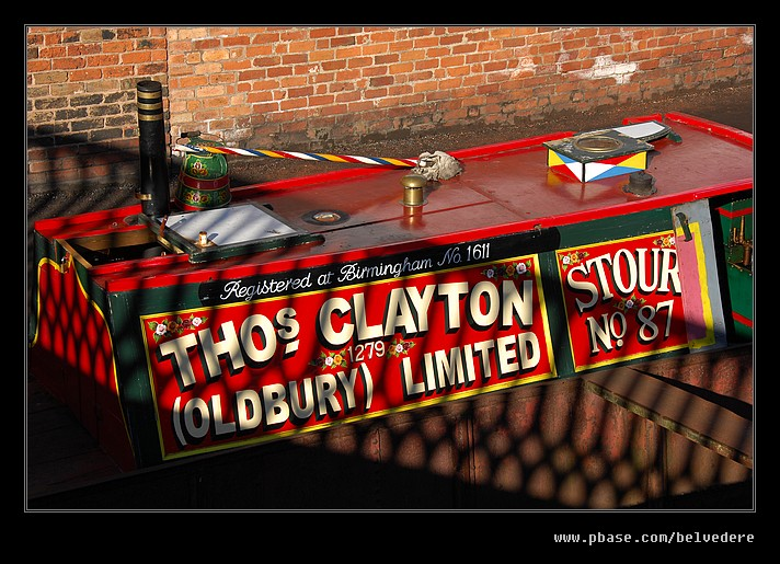 Claytons Barge #2, Black Country Museum