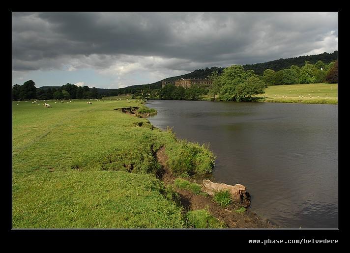 River Derwent & Chatsworth House #02