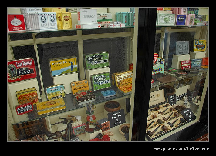 Tobacconists #1, Black Country Museum