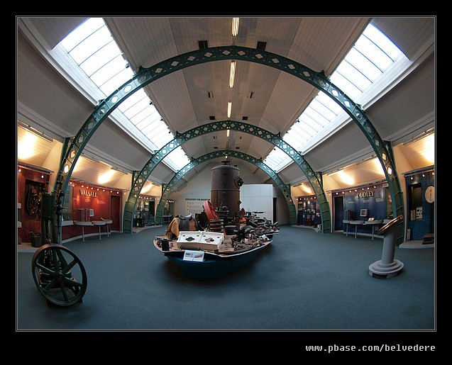 Exhibition Hall #1, Black Country Museum