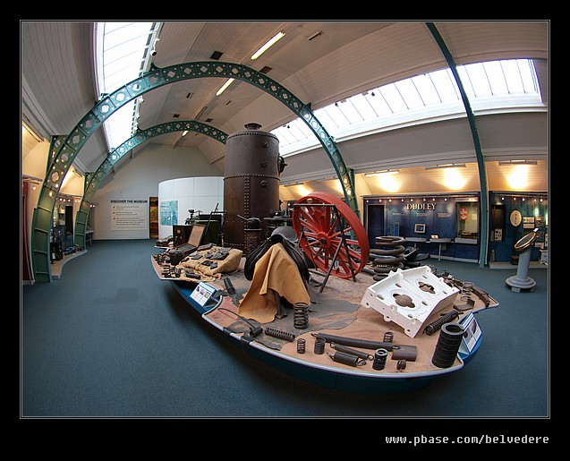 Exhibition Hall #2, Black Country Museum