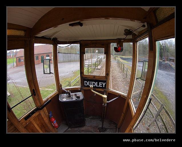 Tram 34 Interior, Black Country Museum