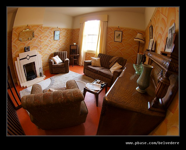 130s Lounge, Black Country Museum