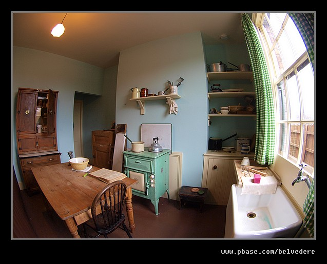 1930s Kitchen, Black Country Museum