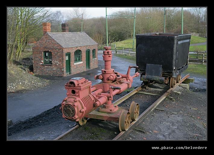 Mine Equipment & Weighbridge, Black Country Museum