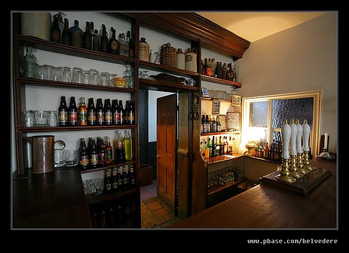 Bottle & Glass Inn Bar, Black Country Museum