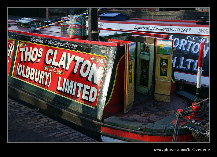 Claytons Barge #4, Black Country Museum