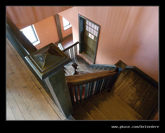 Workers Institute Staircase, Black Country Museum