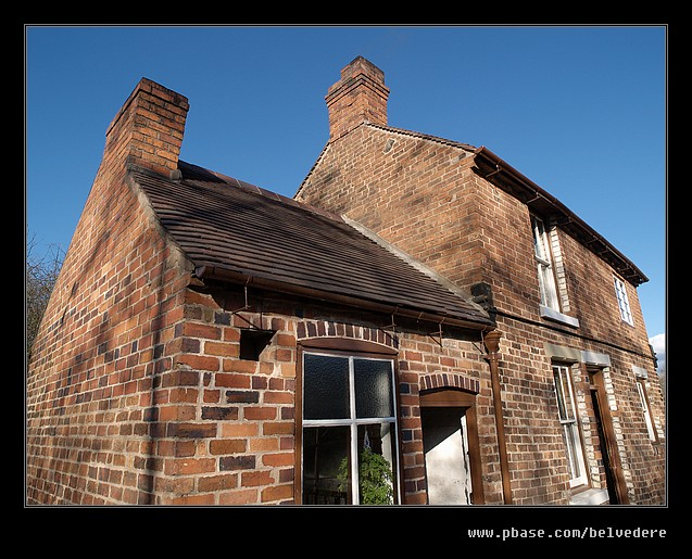 Tilted Cottage Jerushah, Black Country Museum
