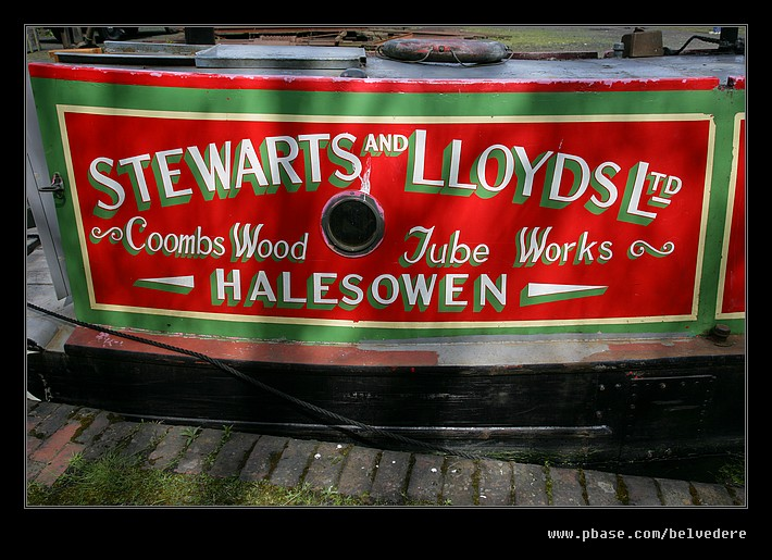 Tug Boat Day #02, Black Country Museum