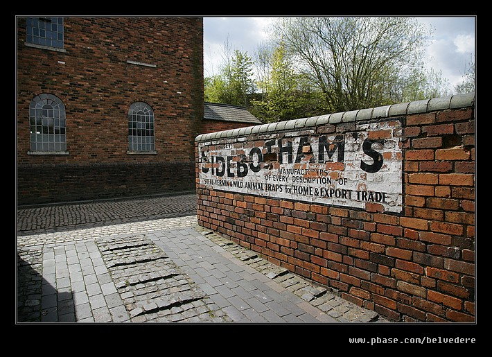 Sidebothams & Chapel (1Ds2), Black Country Museum
