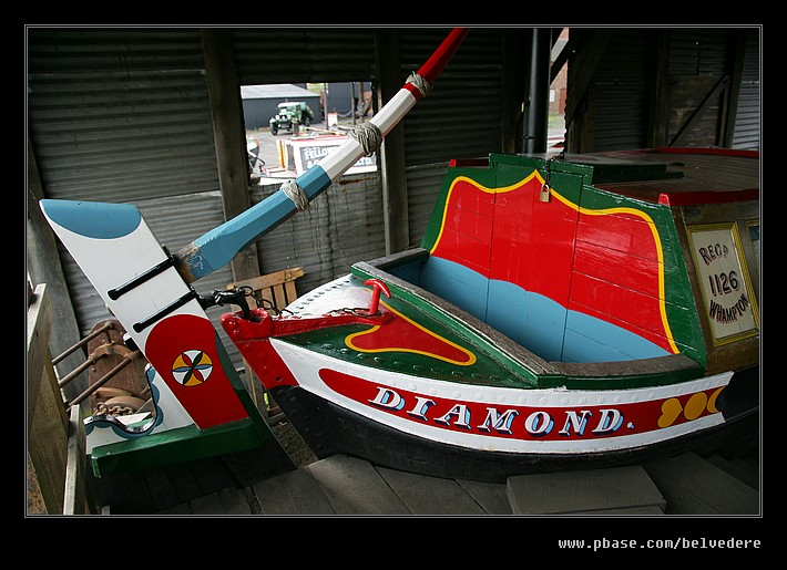 Tug Boat Day #07, Black Country Museum