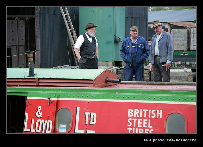 Tug Boat Day #08, Black Country Museum