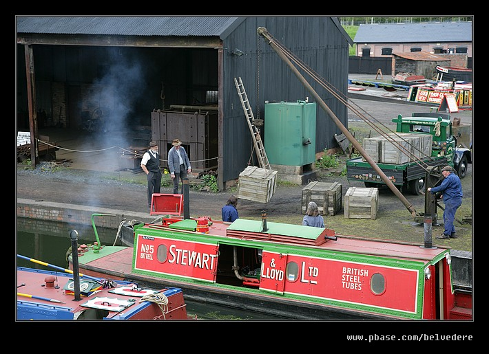 Tug Boat Day #10, Black Country Museum