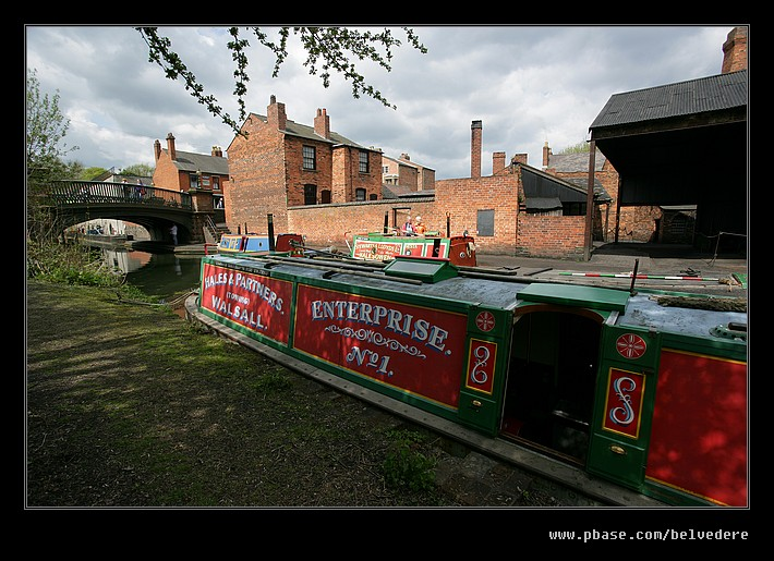 Tug Boat Day #16, Black Country Museum