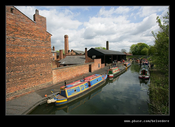 Tug Boat Day #17, Black Country Museum