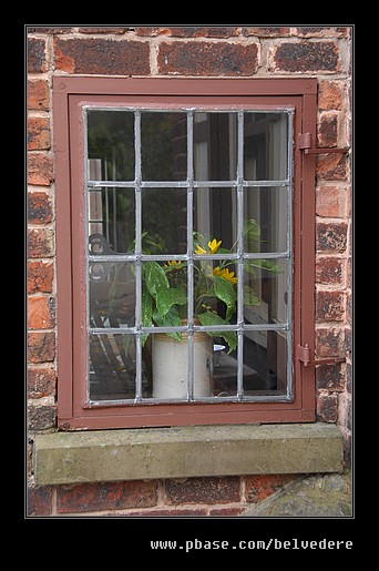 Tollhouse Window, Black Country Museum