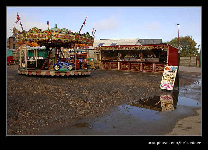 Fairground, Black Country Museum