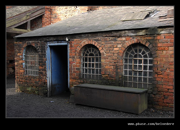 Chain Making Shop, Black Country Museum