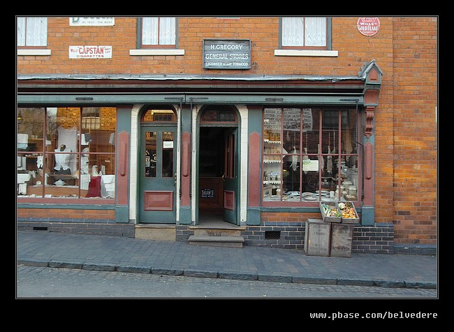 General Store #2, Black Country Museum