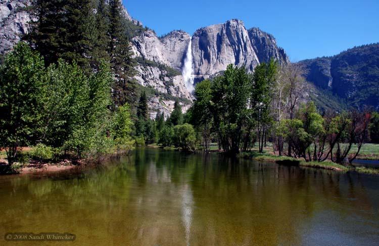 Yosemite Falls... a Different View