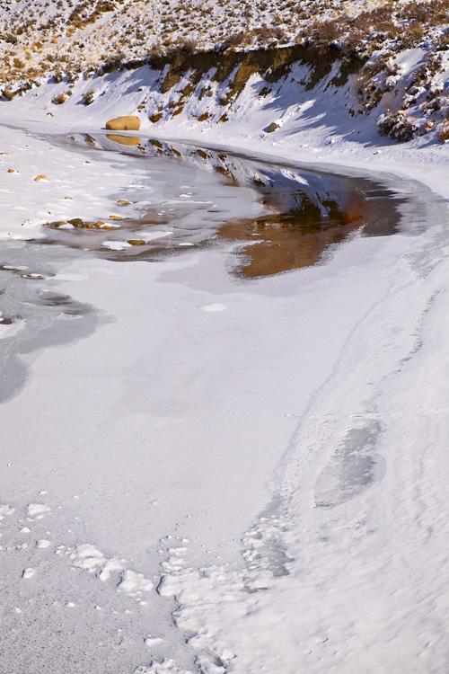 River Freeze