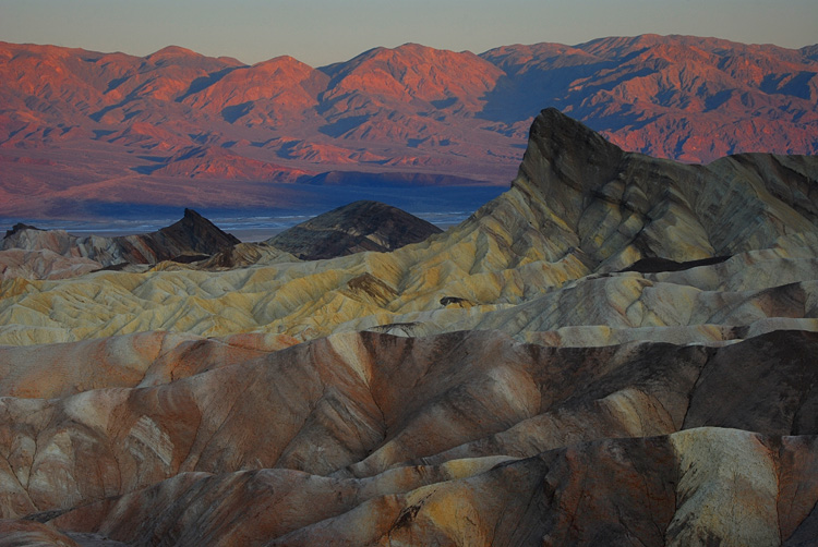 First Light at Zabrinky Point