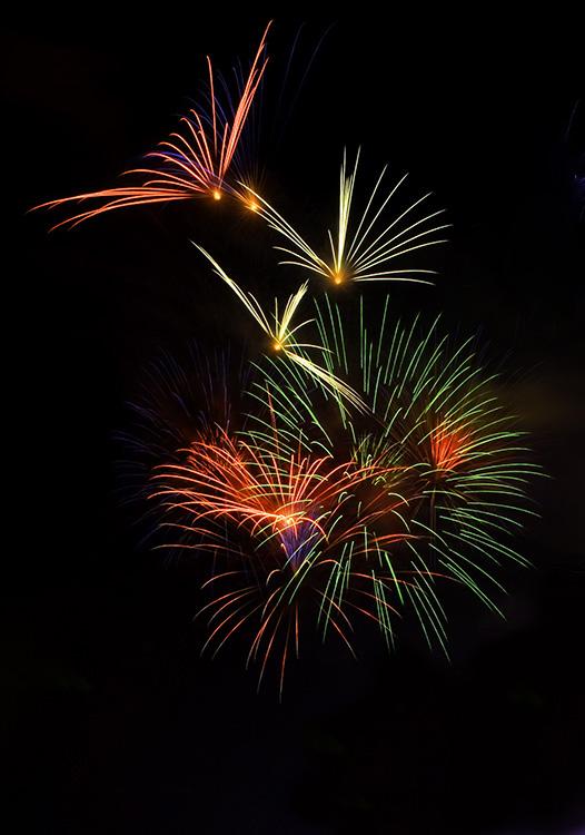 Fireworks are Fun!