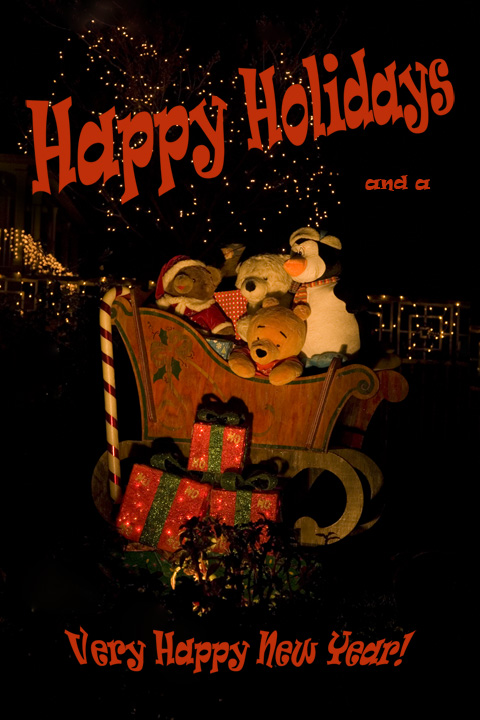Happy Holiday to all my Pbase Friends!