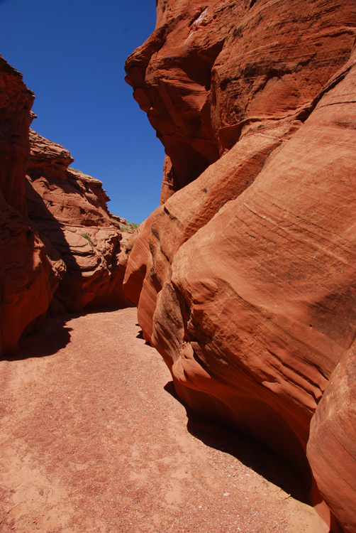 Adjacent Canyon to Upper Antelope