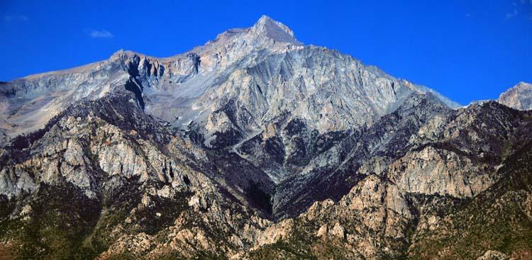 Scraggy Mountain Peak