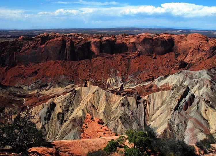 Upheaval Dome - Salt Dome or Meteorite Impact?