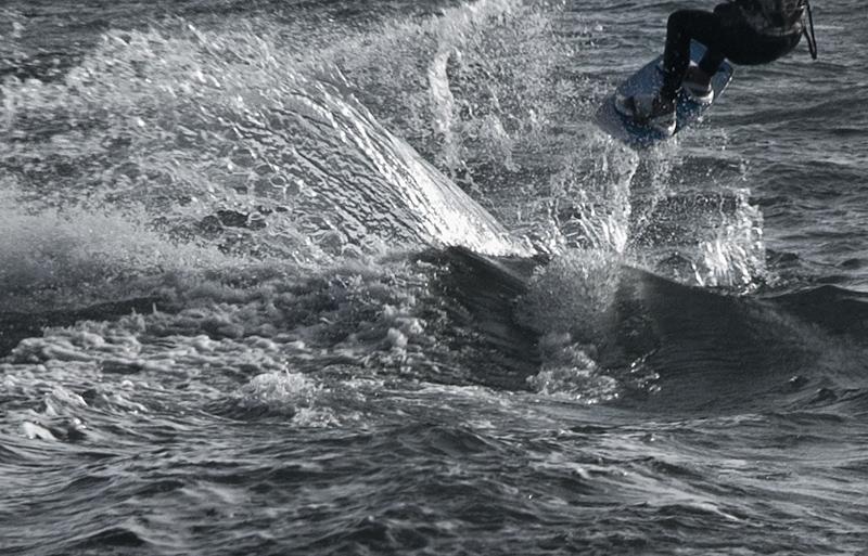 Surf splasher