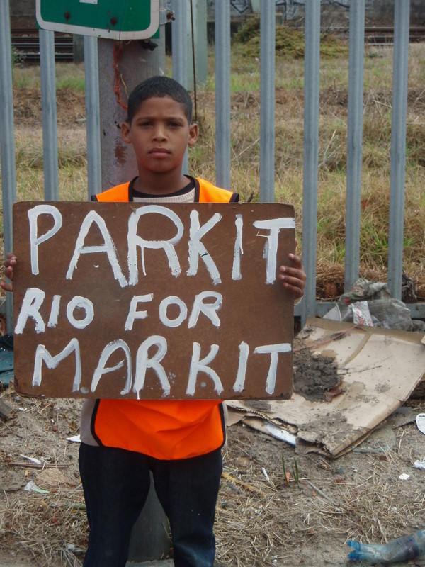Woodstock Market  Cape Town