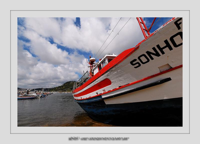 Boats 12 (Nazare)