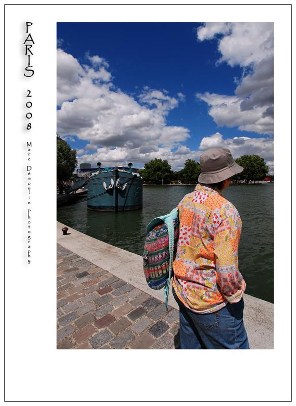 Along Canal de lOurcq 10