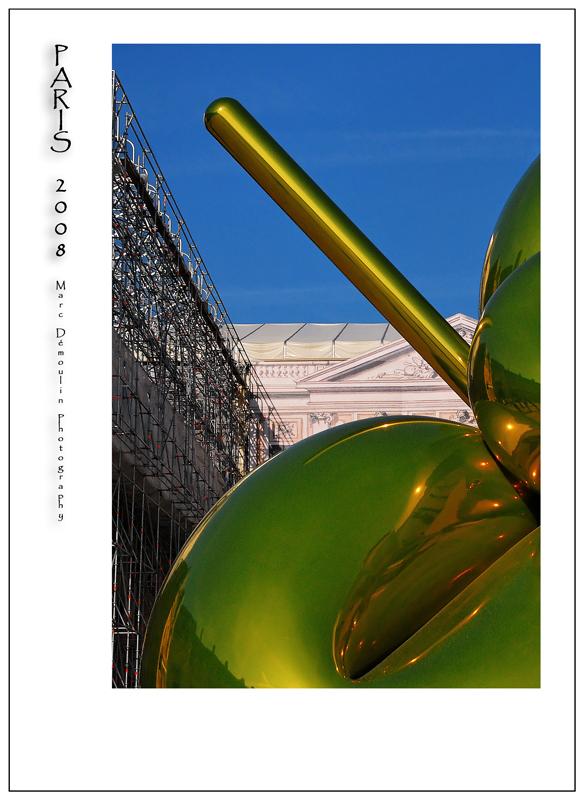 Jeff Koons in Versailles 6