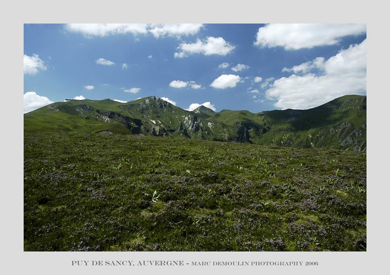 Auvergne, Monts du Sancy 2