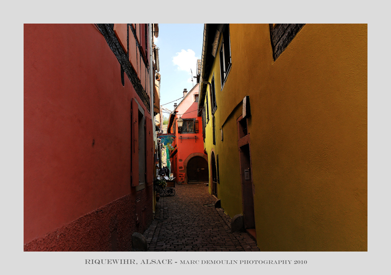 Alsace, Riquewihr 1