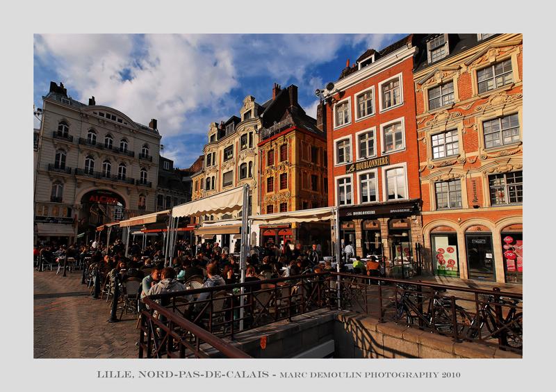 Nord-Pas-de-Calais, Lille 1