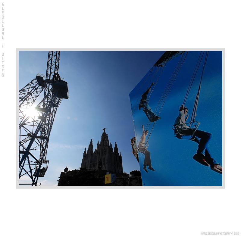 Barcelona i Sitges 95