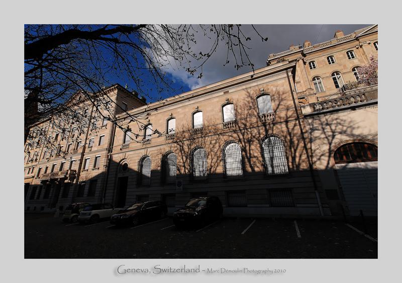 Switzerland - Geneva 7