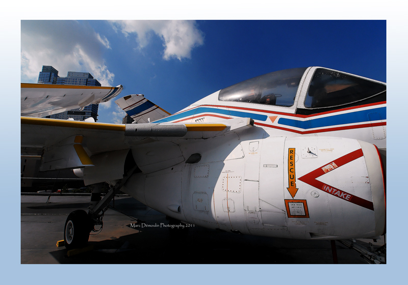 USS Intrepid Flying Deck 3