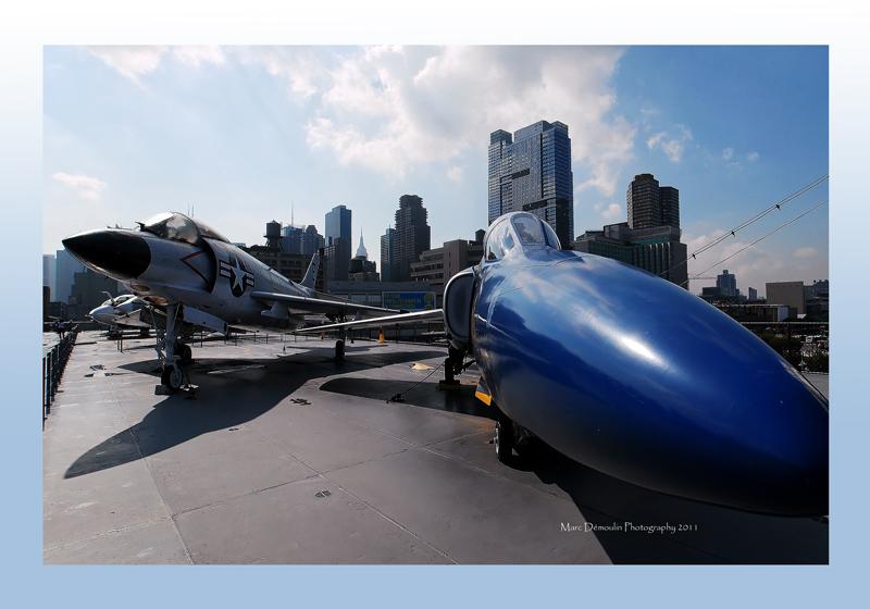 USS Intrepid Flying Deck 15