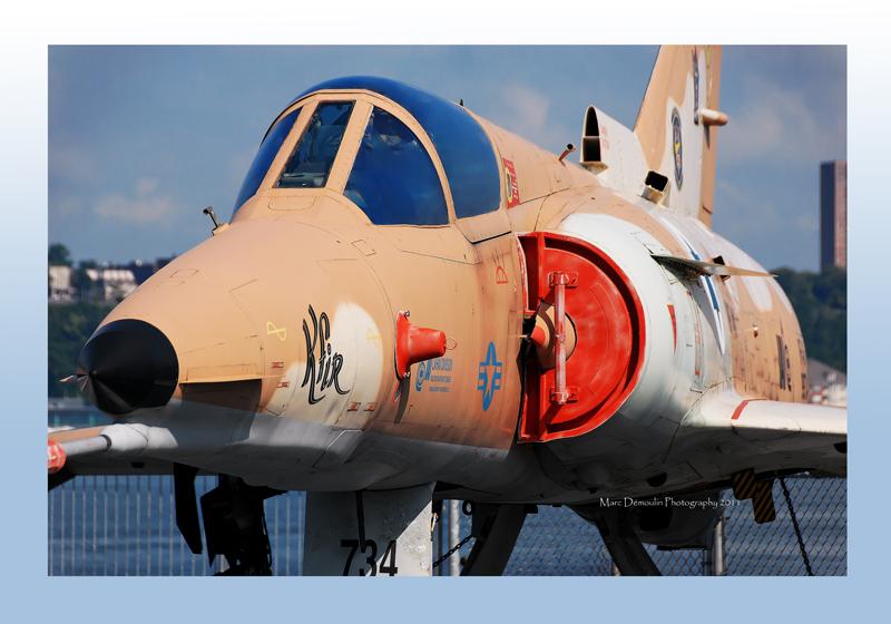 USS Intrepid Flying Deck 21
