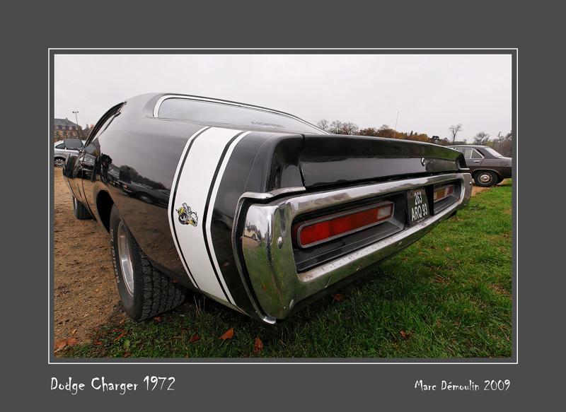 DODGE Charger 1972 Vincennes - France