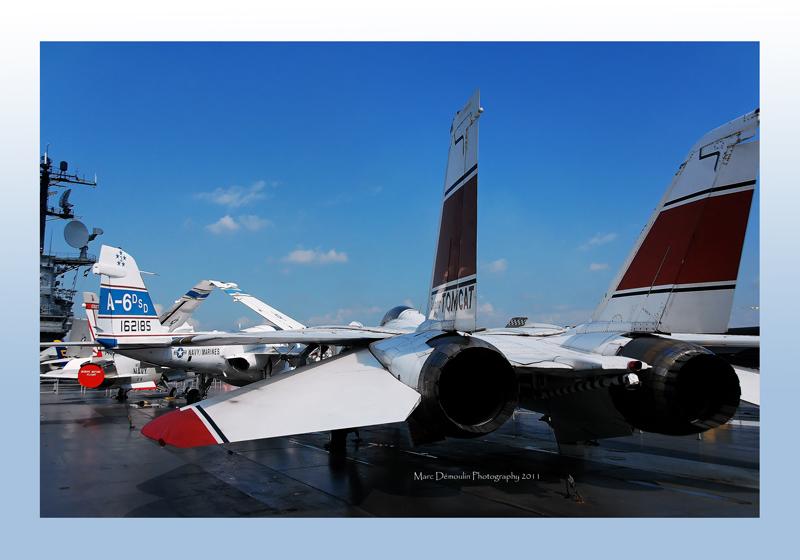 USS Intrepid Flying Deck 32